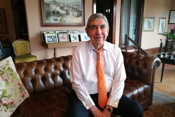 Three women now accuse Oscar Arias of sexual misconduct