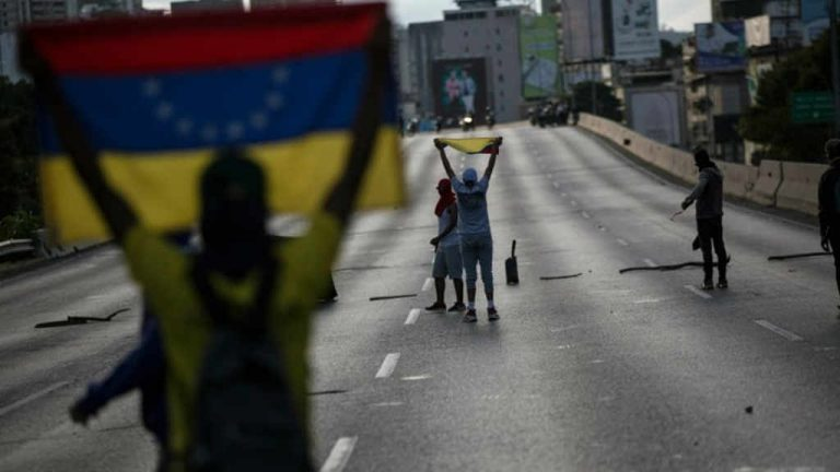 Invasion fever in Venezuela