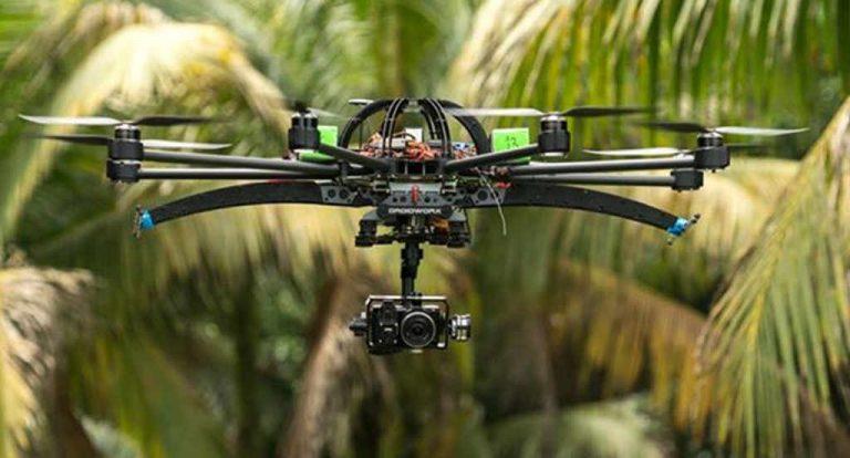 Illegal Drones?