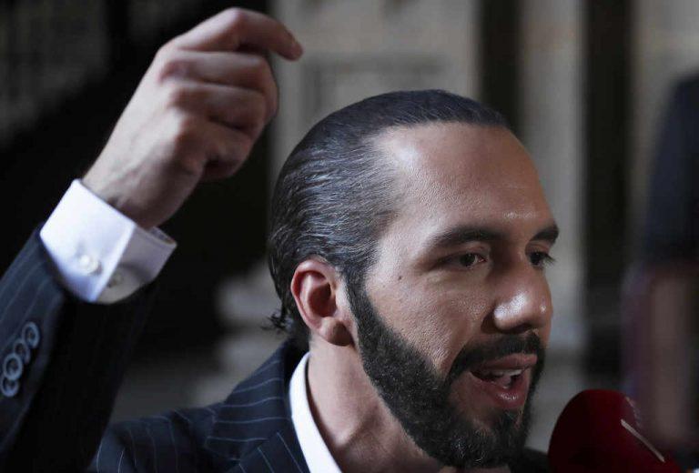 El Salvador's president-elect criticizes China