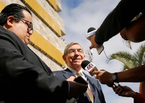 Once Again Prosecutor's Office Asks To Ground Former President Oscar Arias
