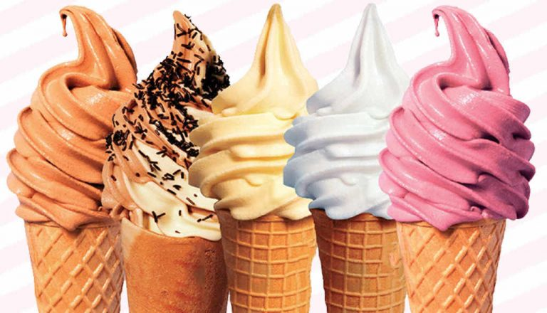 The national economy may be slow, but the ice cream business is buoyant