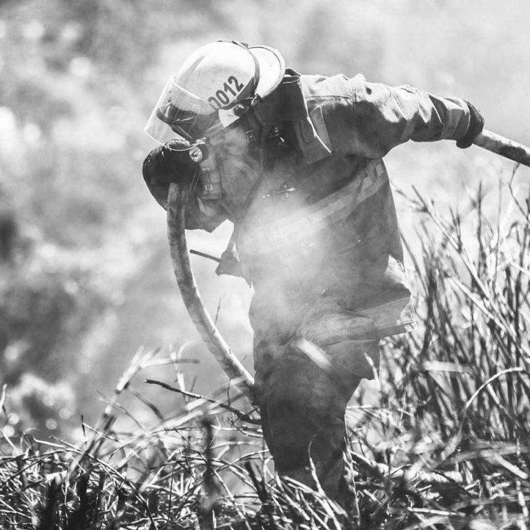 Guanacaste On Fire! Bomberos Attend 400 Brush Fires A Week