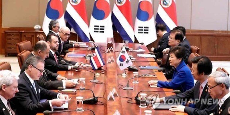 Costa Rica Legislators Approve TLC With Korea