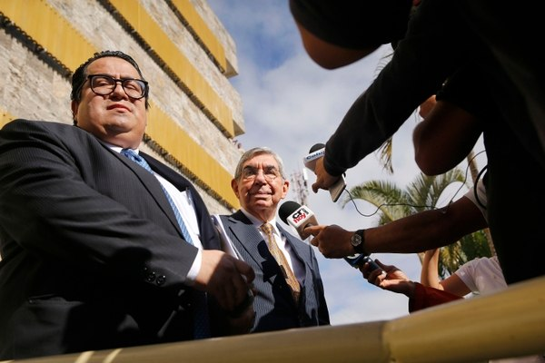 The Shoe Is On Other Foot, Now Oscar Arias Files Complaint