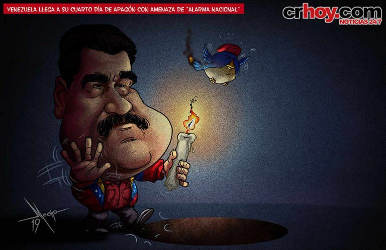 Venezuela lives through the worst blackout in its history