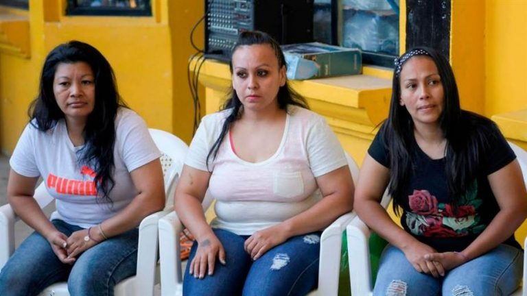 El Salvador frees 3 women prisoners for abortion facing 30 years in prison