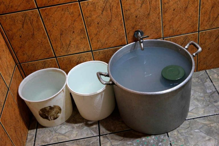 A Dangerous Practice, Not Storing Water Safely