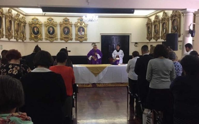 President of Legislature Miffed Over Ash Wednesday Mass During Working Hours