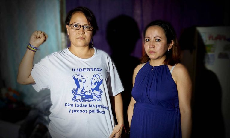 The Sanchez Sisters: Imprisoned and Tortured in Nicaragua for Protesting