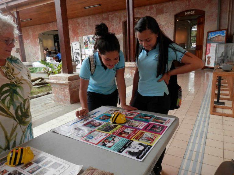 In Costa Rica, International Women's Day Is Celebrated