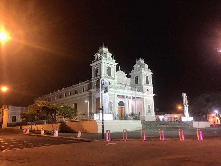 Iglesia La Soledad in San José