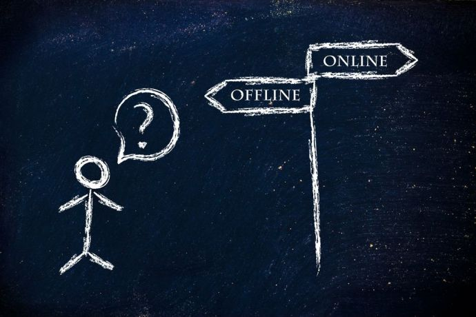 Online vs. Offline What is Better for Your Company?