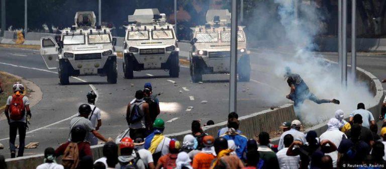 Venezuela: Coup or uprising?