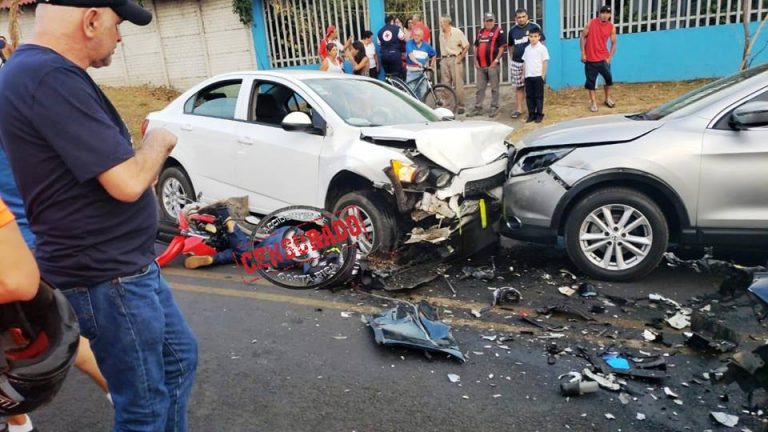 Road Rage In Heredia: Driver Rams and Kills Motorcyclist
