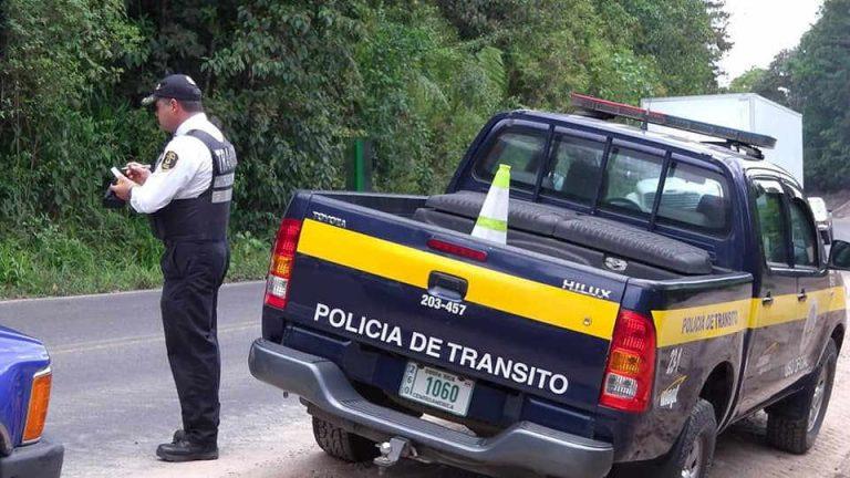 741 'Transitos' Will Keep The Roads Safe During Semana Santa