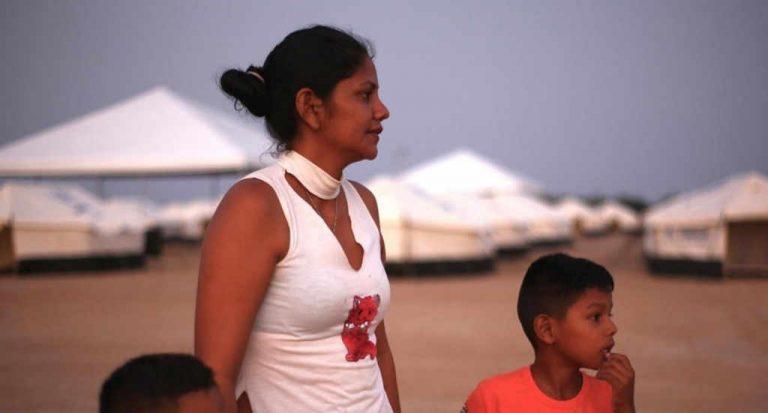 Venezuelans find safety in Colombia