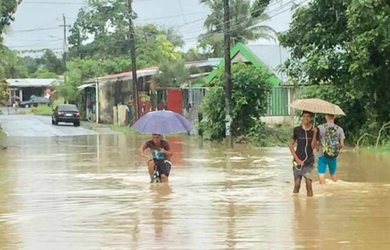 600 Children In Limon Missed School On Monday Due To Flooding From Downpours