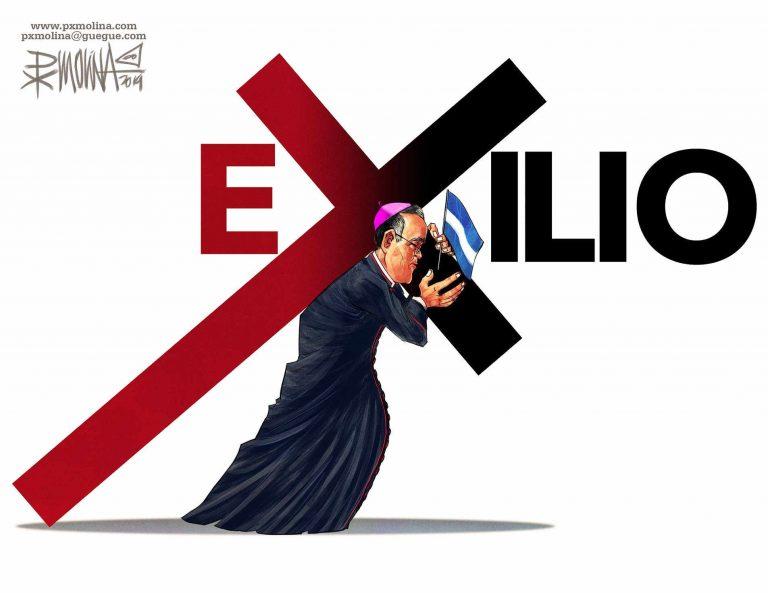 Nicaraguan Bishop Silvio Baez Sent to Rome