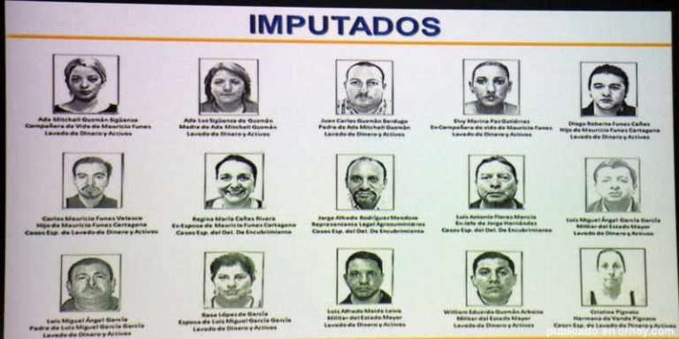 Funes' father-in-law arrested in Costa Rica