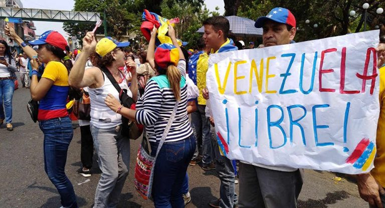 """Russia: US Interference in Venezuela Fraught With """"Serious Consequences"""""""