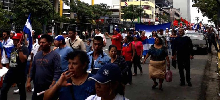 67% of Foreigners Residing in Costa Rica Are Nicaraguans