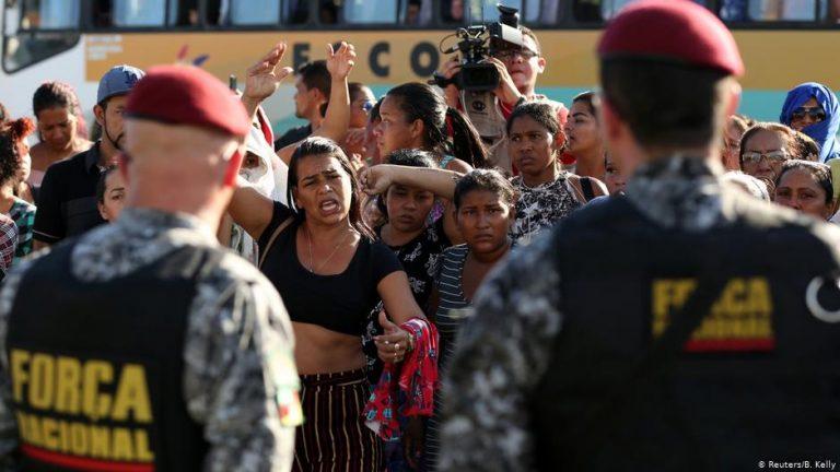42 inmates found dead in Brazil's Amazonas prisons