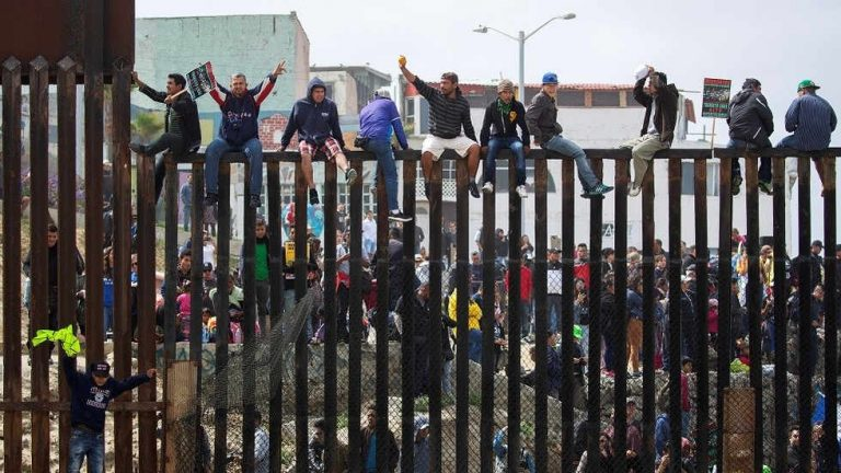 'Don't get comfortable': Trump says CA migrants will be 'sent home'