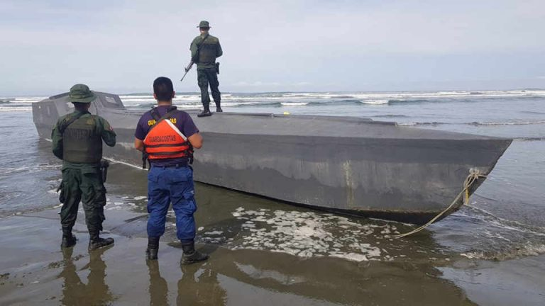2 Tons of Cocaines Seized in Semi-Submersible In Osa