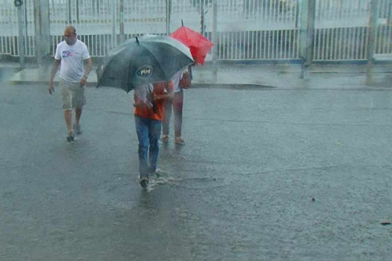 Heavy Downpours Forecast For Today Saturday