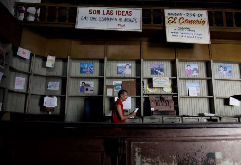 Cuba launches widespread rationing in face of crisis