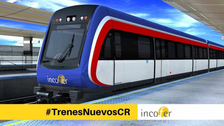 Incofer Unveils Look of New Commuter Train