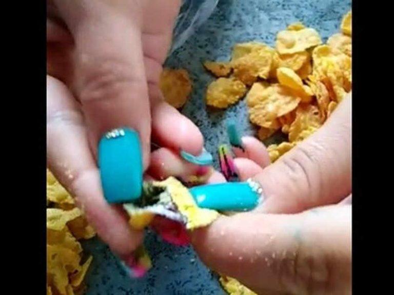 Marijuana filled corn flakes
