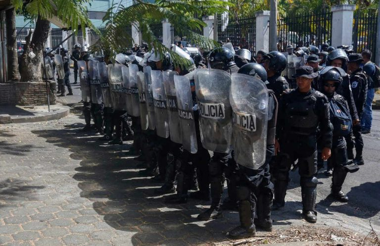 While the world is distracted by Venezuela, repression continues in Nicaragua