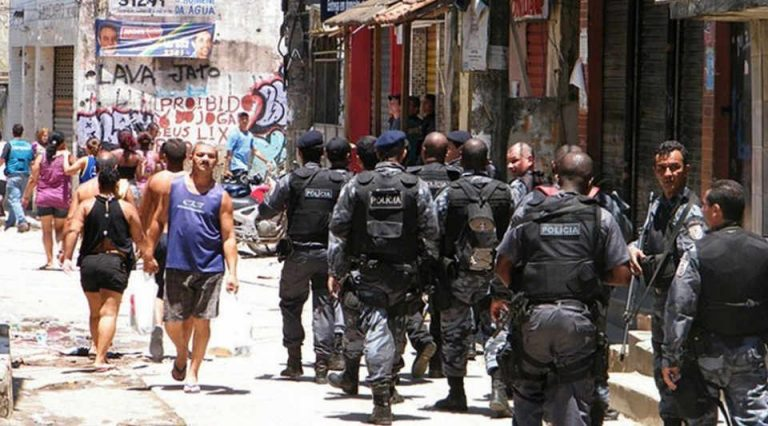Devastating Epidemic of Crime & Insecurity in Latin America & Caribbean