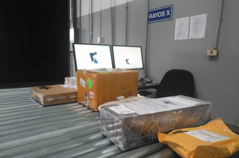 Correos de Costa Rica Unveils X-ray technology to check parcels