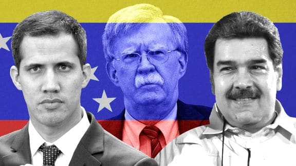Dirty money: The real reason for Maduro's survival