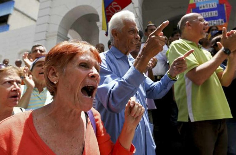 Experts: Venezuela Is Not An Armed Conflict