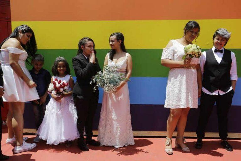 Brazil's supreme court votes to make homophobia a crime