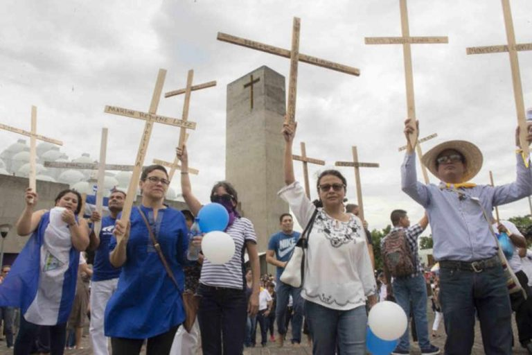 """NICARAGUA: Law of """"forgiveness"""" falsifies the truth about the crimes of the dictatorship"""