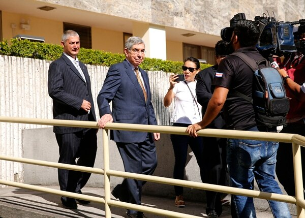 Former President Óscar Arias requests inspection of his home in relation to allegations of sexual crimes