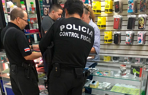 Tax Police Perform First Operation In Shops To Verify VAT