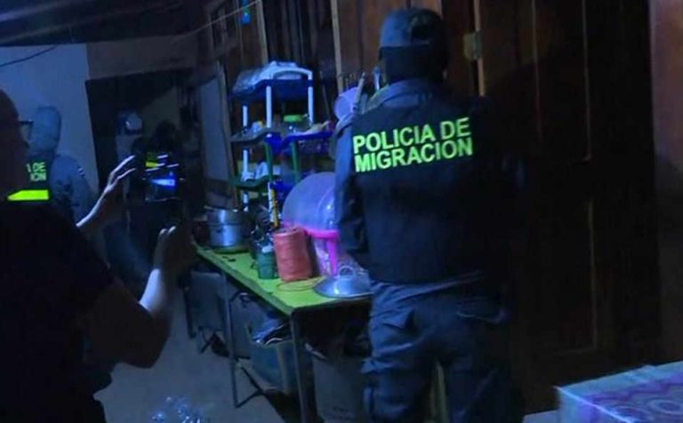 36 Arrested After Raids On Migrant Smuggling Ring