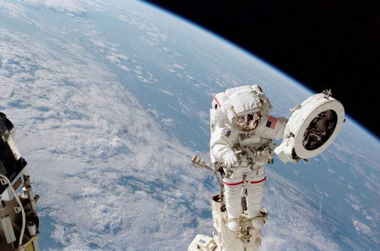 'A citizen of the world': NASA's first Latino astronaut reflects on how space changed his immigrant identity