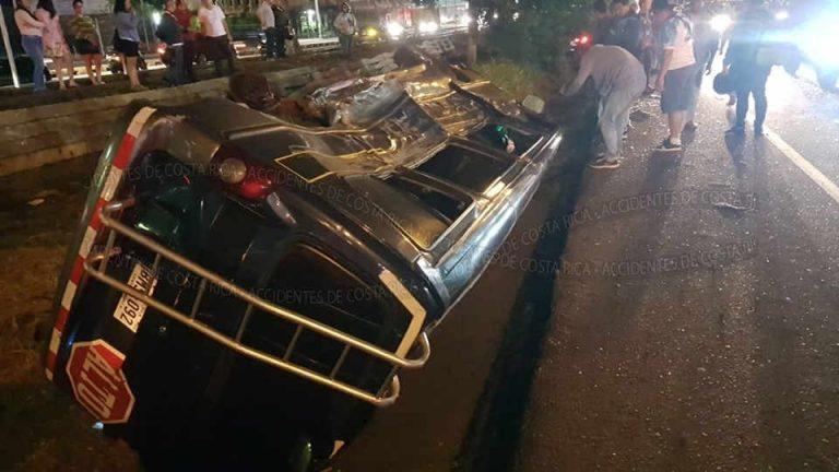 OIJ Investigate Scene Of Multiple Vehicle Crash On The 27 Wednesday Night