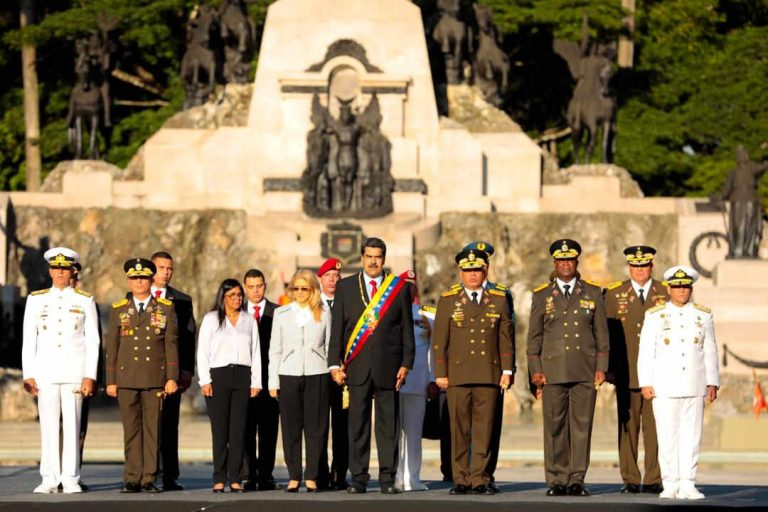Maduro Appears Fearful, as Discontent Grows in Ranks of Venezuelan Military
