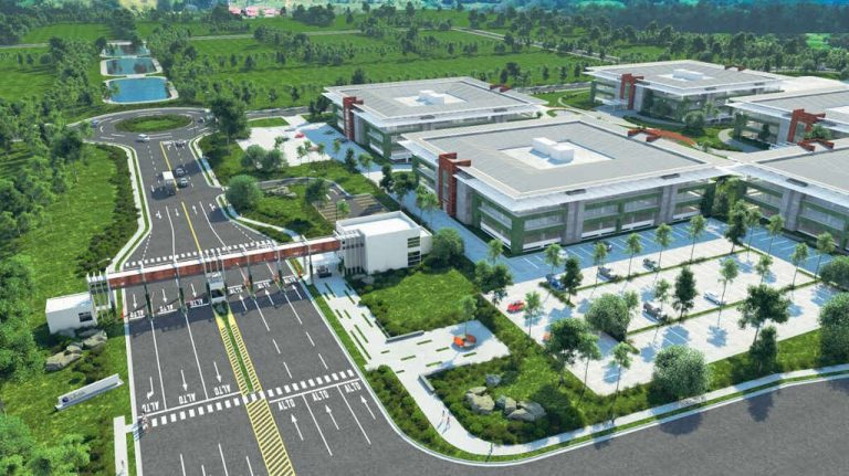 What Threats Are Facing Industrial Parks?