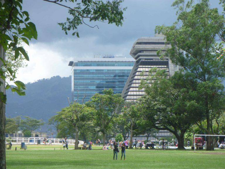 President Carlos Orders Hands Off La Sabana Park