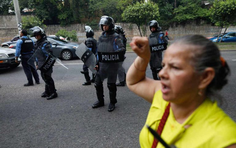 Hondurans Are Still Fighting the US-Supported Dictatorship