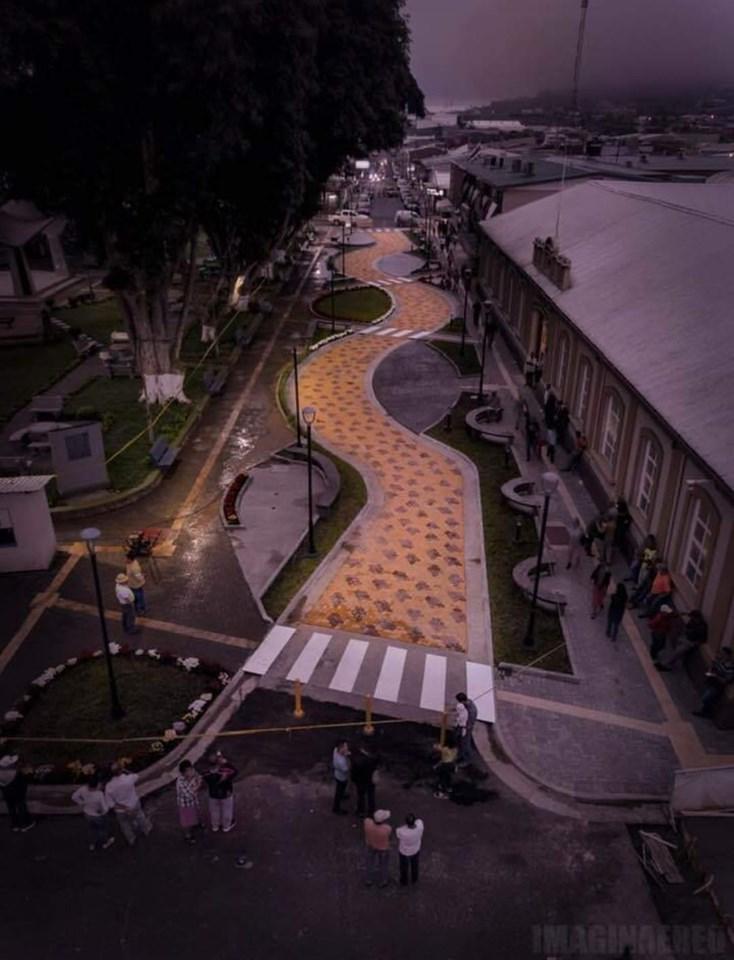 Downtown San Ramon Gets A Facelift